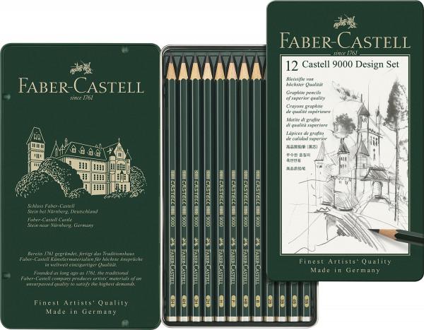 Design-Set | Faber Castell Castell 9000