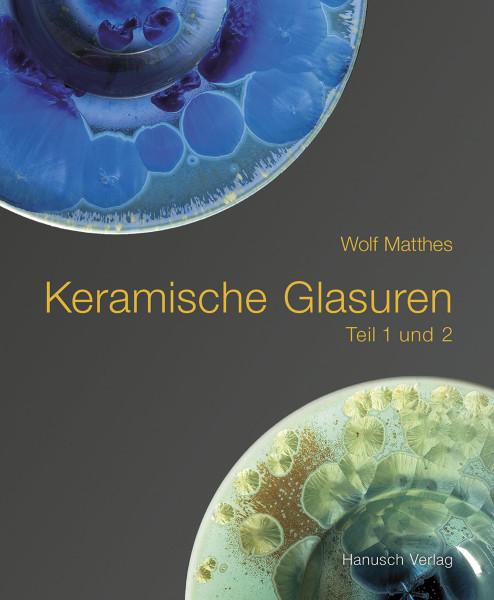 Hanusch Verlag Keramische Glasuren