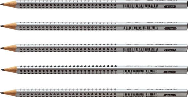 Faber-Castell Grip 2001 Bleistift