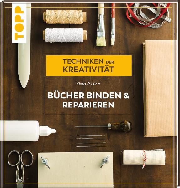 Bücher binden und reparieren (Klaus-P. Lührs) | frechverlag