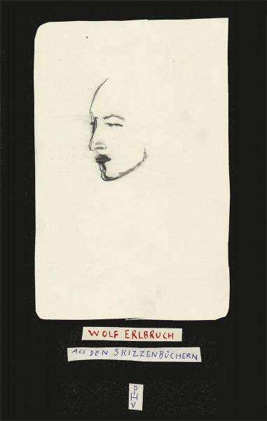 Wolf Erlbruch: Aus den Skizzenbüchern | Peter Hammer Vlg.