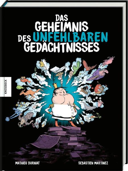 Das Geheimnis des unfehlbaren Gedächtnisses (Sébastien Martinez) | Knesebeck Vlg.