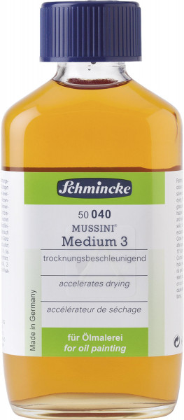 Schmincke Mussini Medium 3