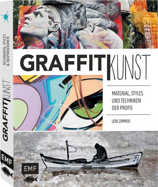Graffitikunst (Lori Zimmer)   EMF Vlg.