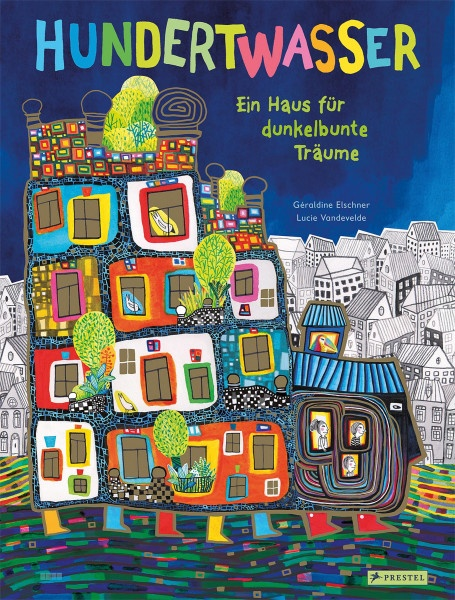 Hundertwasser (Géraldine Elschner) | Prestel Vlg.