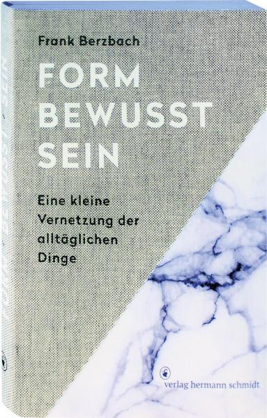 Formbewusstsein (Frank Berzbach) | Verlag Hermann Schmidt