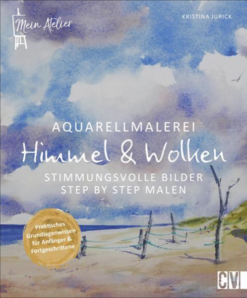 Christophorus Verlag Aquarellmalerei – Himmel & Wolken