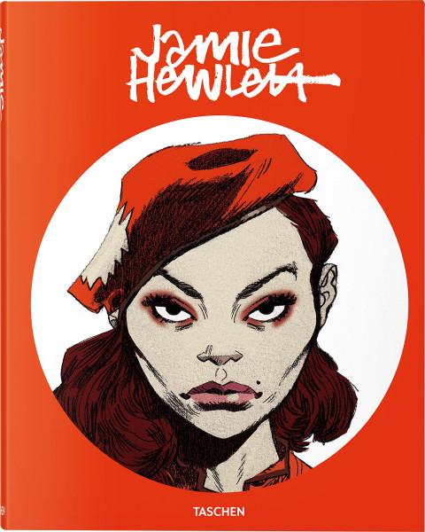 Taschen Verlag Jamie Hewlett