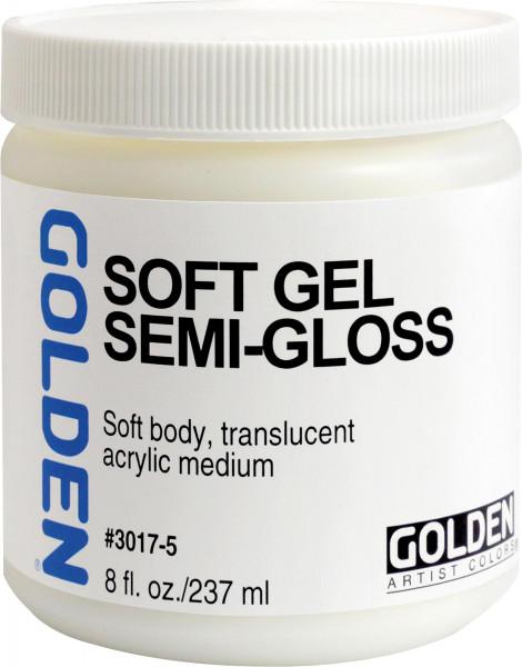 Soft Gel   Golden Gels & Molding Pastes