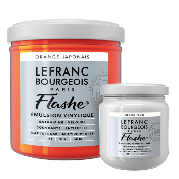 Lefranc & Bourgeois Flashe Vinylfarbe