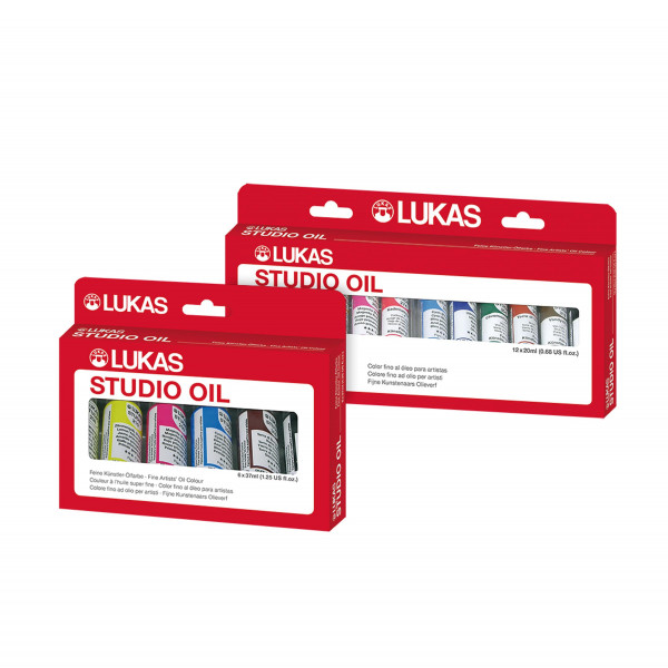 Lukas Studio Ölfarben-Set