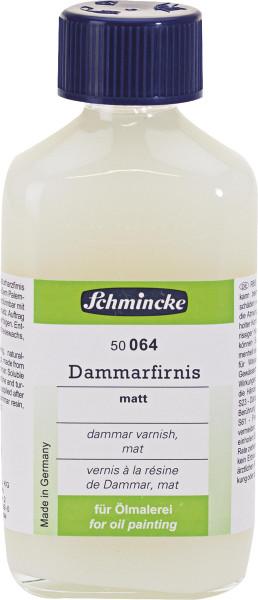 Schmincke Dammarfirnis matt