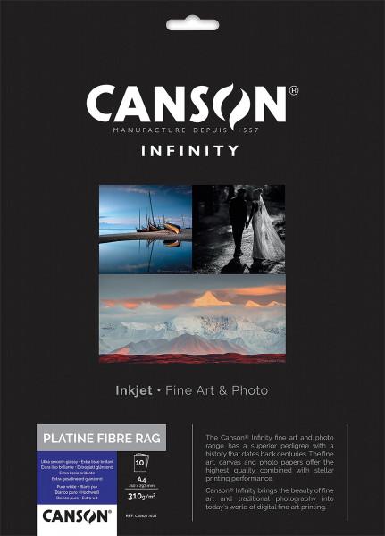 Canson® Infinity Platine Fibre Rag