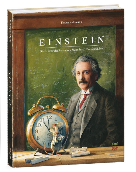 Einstein (Thorben Kuhlmann) | NordSüd Vlg.