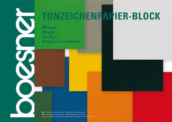 XXXL-Block | boesner Tonzeichenpapier