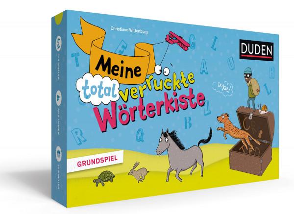 Meine total verrückte Wörterkiste (Christiane Wittenburg) | Dudenvlg.