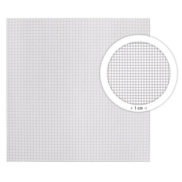 boesner Aluminium-Lochblech, Quadratloch gerade