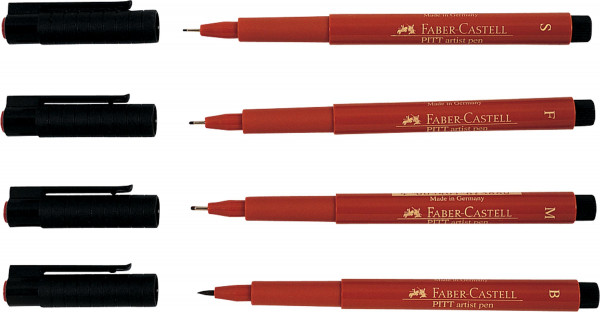 Faber-Castell Pitt Artist Pen Fineliner