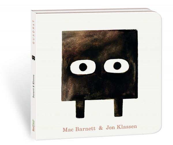 Quadrat (Mac Barnett, Jon Klassen)   NordSüd Vlg.