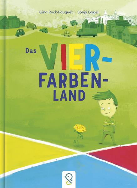 Das Vier-Farben-Land (Gina Ruck-Pauquèt) | Gerstenberg Vlg.
