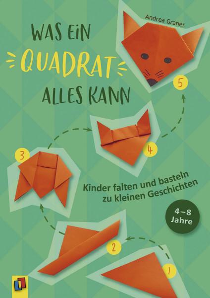 Was ein Quadrat alles kann (Andrea Graner) | Verlag an der Ruhr
