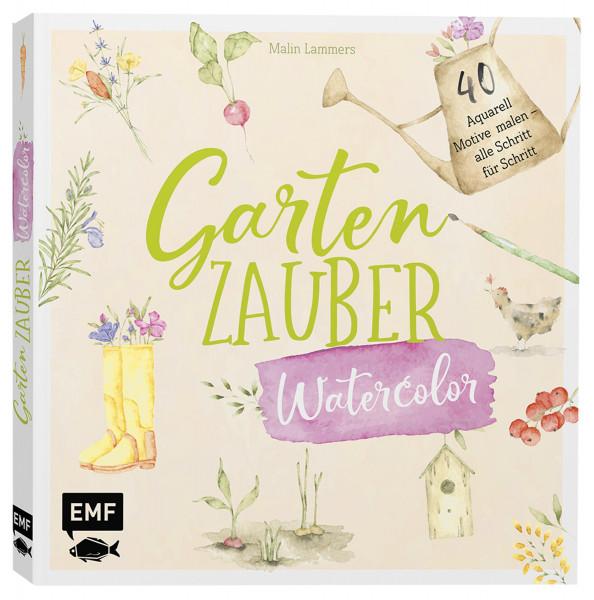 Gartenzauber – Watercolor (Malin Lammers)   Edition Michael Fischer