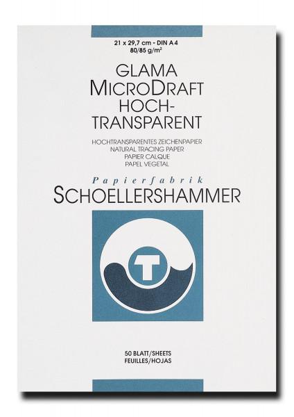 Schoellershammer Glama Micro-Draft-Hochtransparent-Block