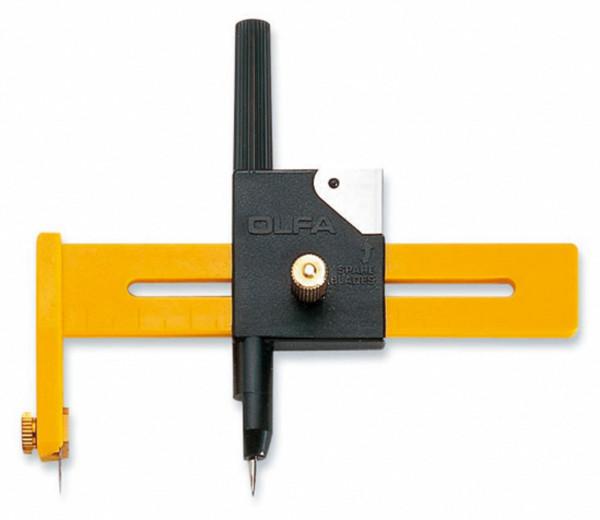 OLFA® CMP-1 Compass-Kreiscutter
