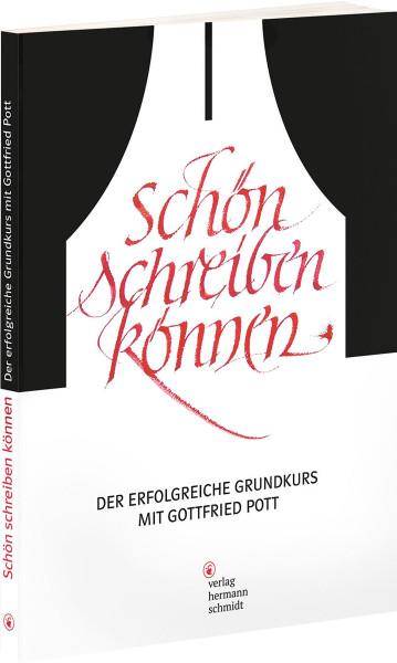 Schön schreiben können (Gottfried Pott) | Verlag Hermann Schmidt