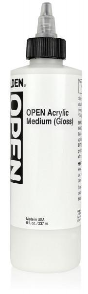 Open Acrylic Medium | Golden Mediums & Additives