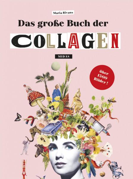 Midas Verlag Das große Buch der Collagen