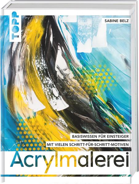 Acrylmalerei (Sabine Belz) | frechverlag