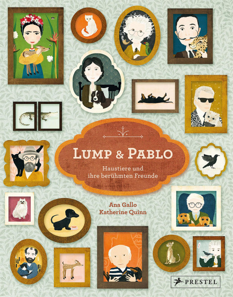 Lump und Pablo (Ana Gallo) | Prestel Vlg.