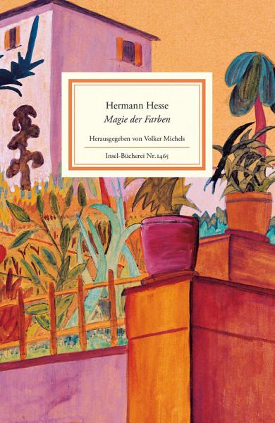 Hermann Hesse: Magie der Farben (Volker Michels (Hrsg.))   Suhrkamp Vlg.