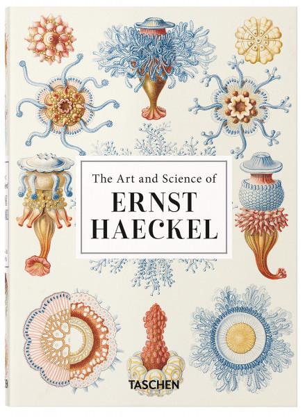 Ernst Haeckel (Rainer Willmann, Julia Voss) | Taschen Vlg.