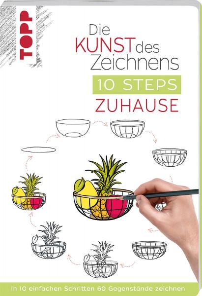 Die Kunst des Zeichnens: 10 Steps Zuhause | frechverlag