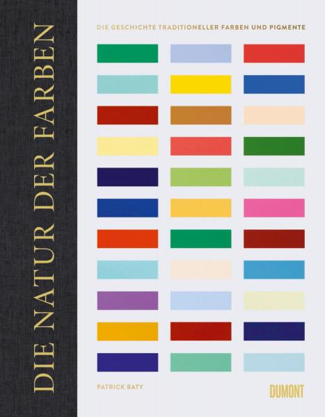 Die Natur der Farben (Patrick Baty) | Dumont Vlg.