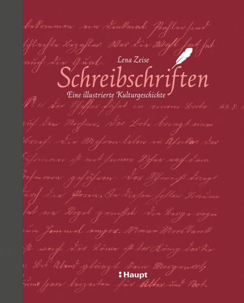 Schreibschriften (Lena Zeise)   Haupt Vlg.
