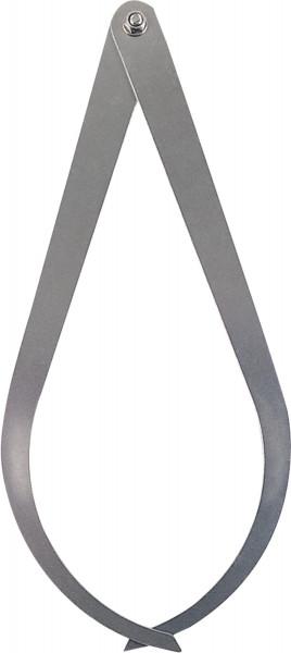Bauchzirkel aus Stahl