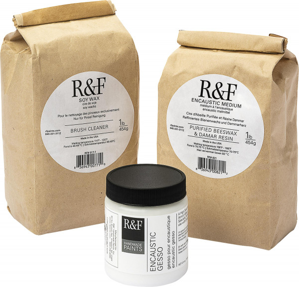 R&F Enkaustik-Medium