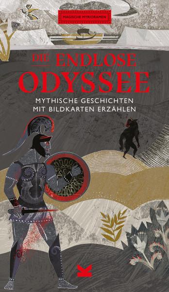die endlose Odyssee (Sarah Young) | Laurence King Vlg.