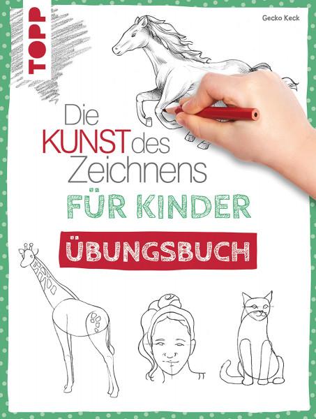 Die Kunst des Zeichnens für Kinder – Übungsbuch (Gecko Keck) | frechverlag