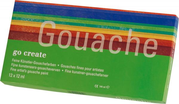 Go Create Gouachefarben-Set