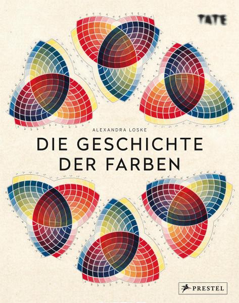Die Geschichte der Farben (Alexandra Loske) | Prestel Vlg.