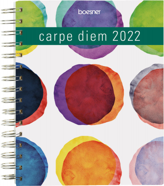 "boesner Jahreskalender ""carpe diem 2022"""