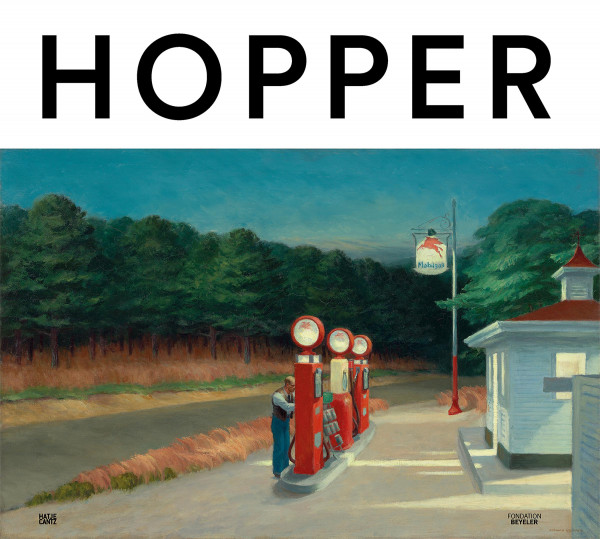 Edward Hopper: Ein neuer Blick auf Landschaft (Erika Doss, Ulf Küster u. a.)   Hatje Cantz Vlg.