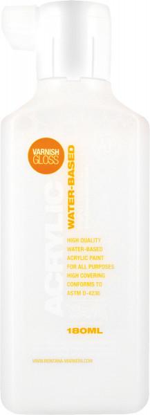 Montana Acrylic Varnish Gloss Refill-Flasche
