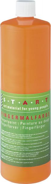 Start Fingermalfarbe