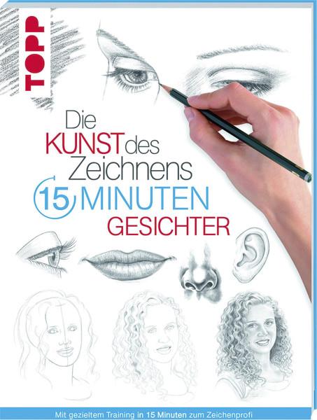 Die Kunst des Zeichnens – 15 Minuten Gesichter | frechverlag