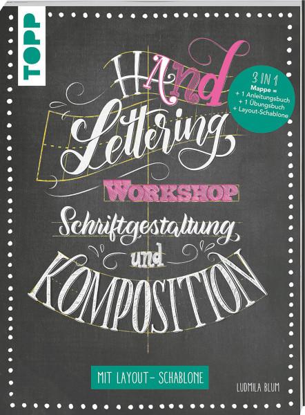 Handlettering Workshop Schriftgestaltung und Komposition (Ludmila Blum)   frechverlag